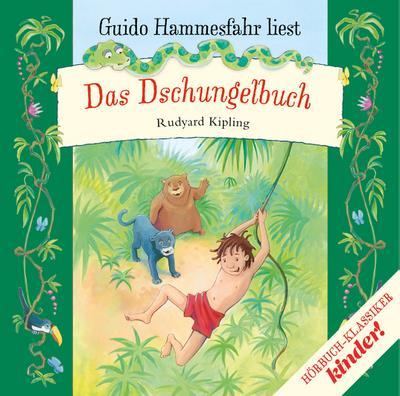 Das Dschungelbuch (kinder Hörbuch-Klassiker-Box 2016) - Audio Media Verlag - Audio CD, Deutsch, Rudyard Kipling,Guido Hammesfahr, Kinder Hörbuch-Klassiker-Box 2016 1, Kinder Hörbuch-Klassiker-Box 2016 1