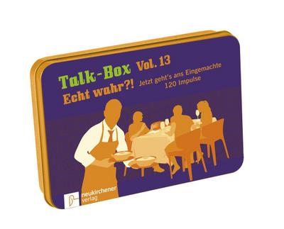 Talk-Box Vol. 13 - Echt wahr?!