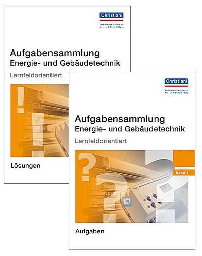 Aufgabensammlung Energie- und Gebäudetechnik: Band 1 - Paket: Aufgaben und Lösungen