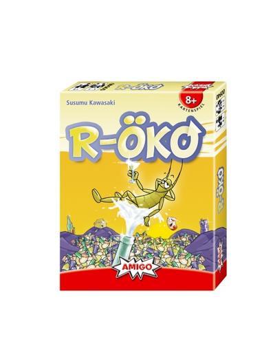 AMIGO R-Öko 3 - 5 Spieler, ab 8 Jahren