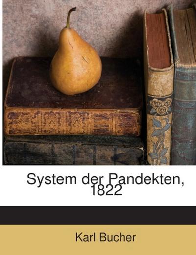 System der Pandekten, 1822