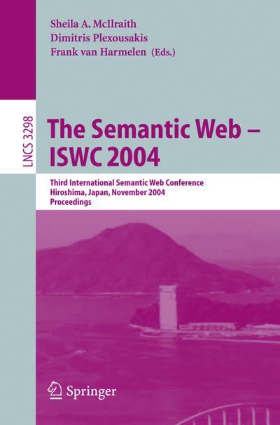 The Semantic Web - ISWC 2004