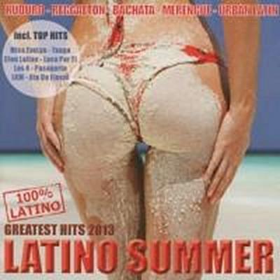 Latino Summer 2013-Greatest Hits