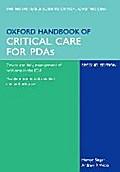 Oxford Handbook of Critical Care for PDAs