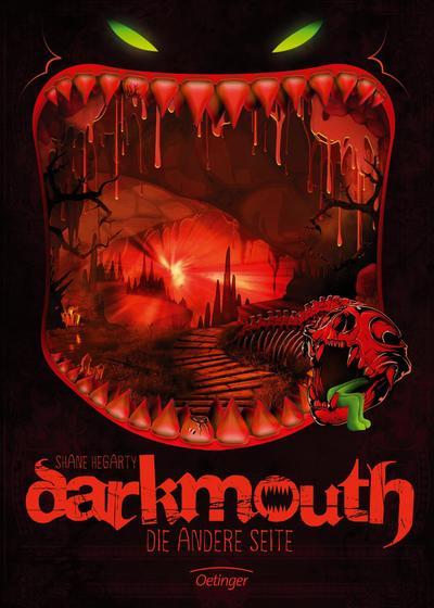 Darkmouth - Die andere Seite; Band 2; Ill. v. Schaaf, Moritz; Übers. v. Salzmann, Birgit; Deutsch