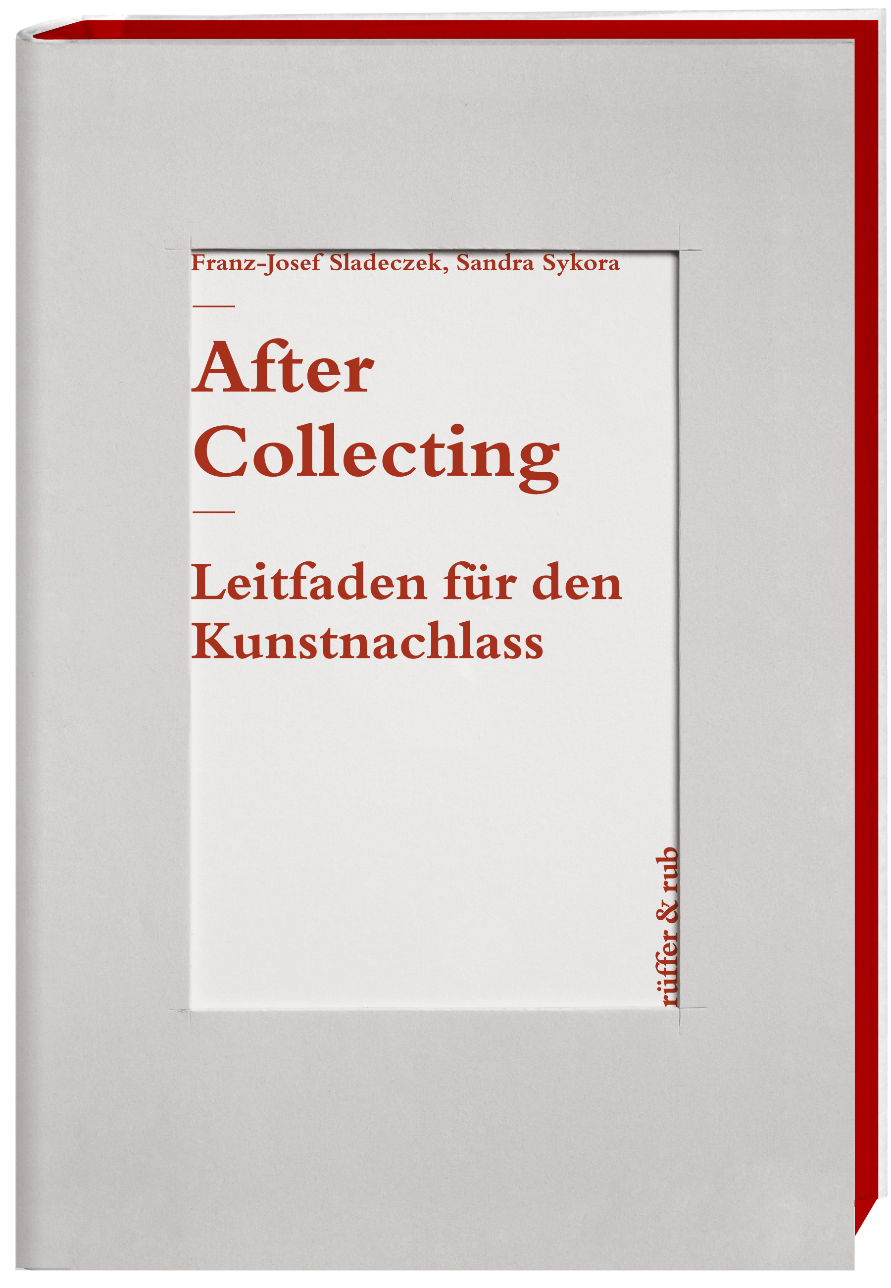 After Collecting, Franz-Josef Sladeczek