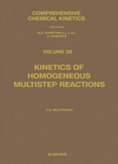 Kinetics of Homogeneous Multistep Reactions