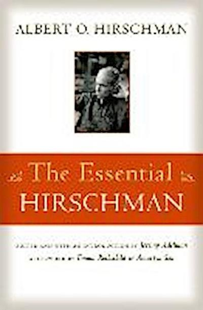 Essential Hirschman