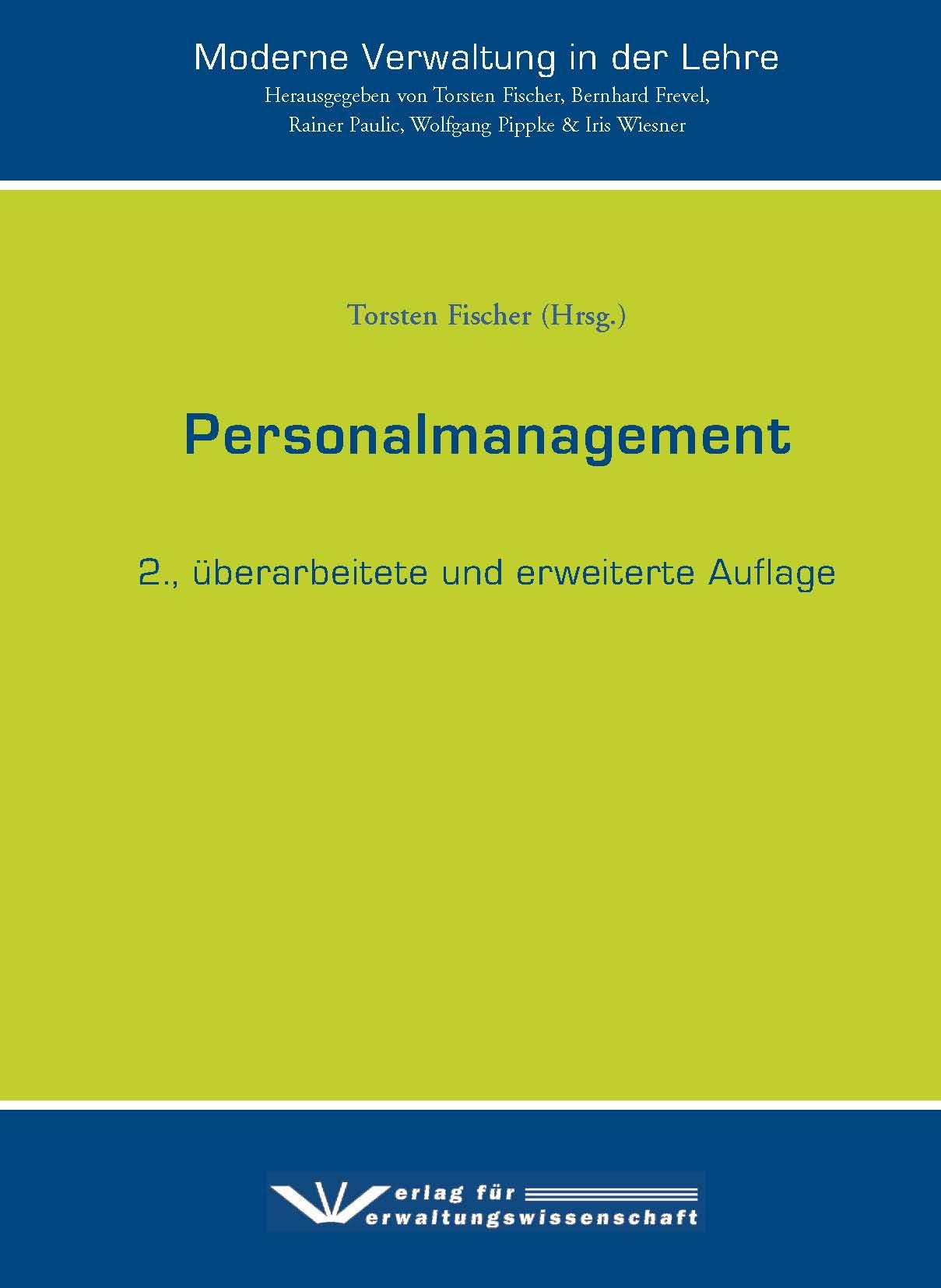 Personalmanagement Torsten Fischer