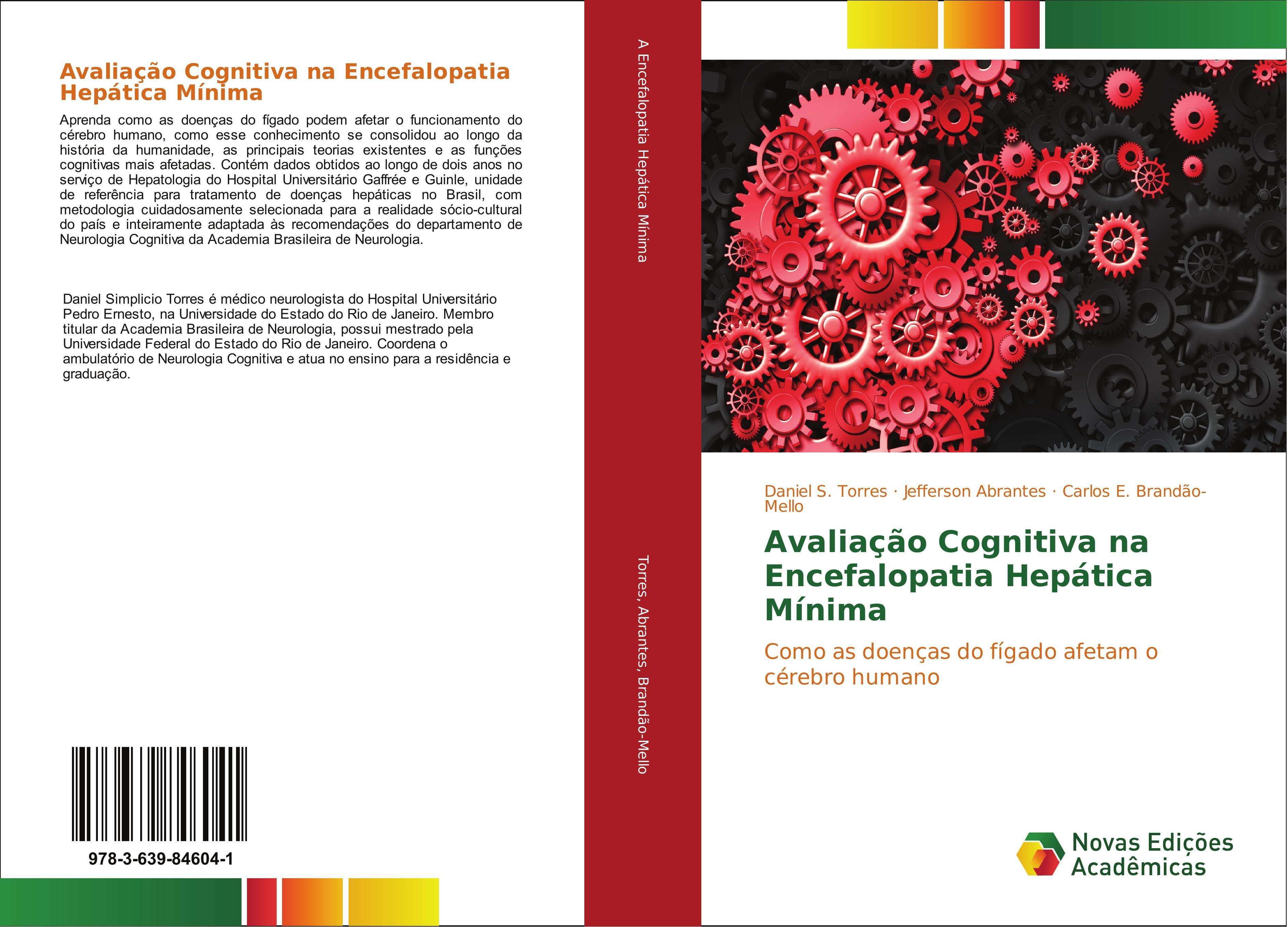Avaliação Cognitiva na Encefalopatia Hepática Mínima | Danie ... 9783639846041
