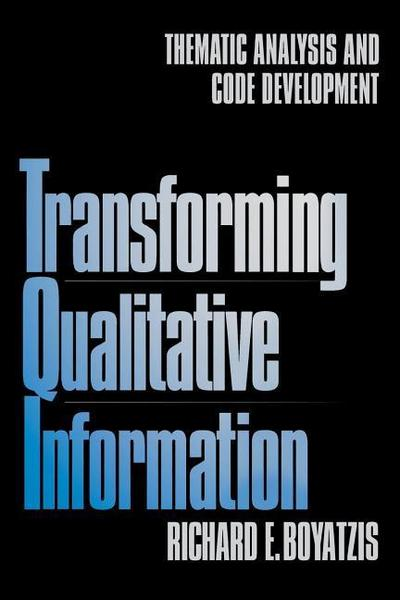 Transforming Qualitative Information