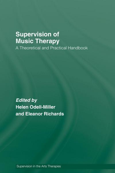 Supervision of Music Therapy