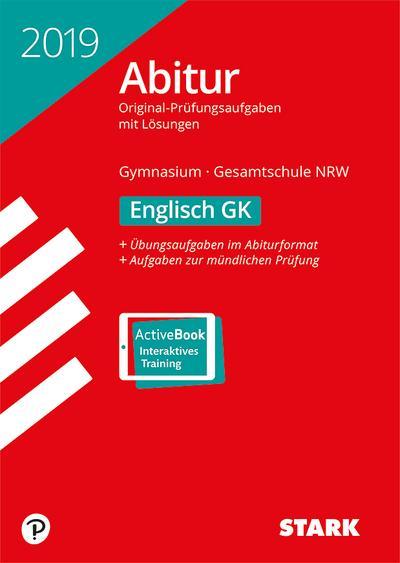 Abiturprüfung NRW 2019 - Englisch GK