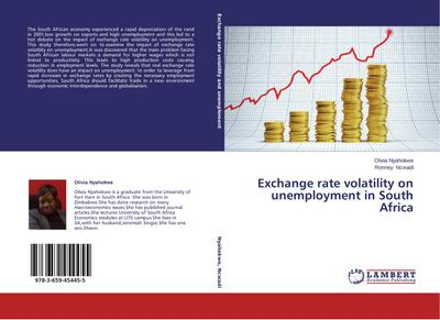 Exchange rate volatility on unemployment in South Africa