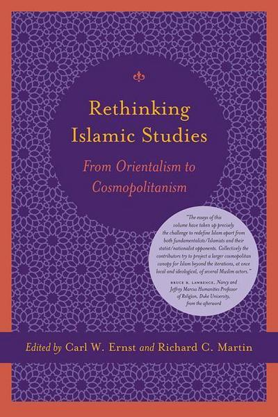 Rethinking Islam Studies: From Orientalism to Cosmopolitanism