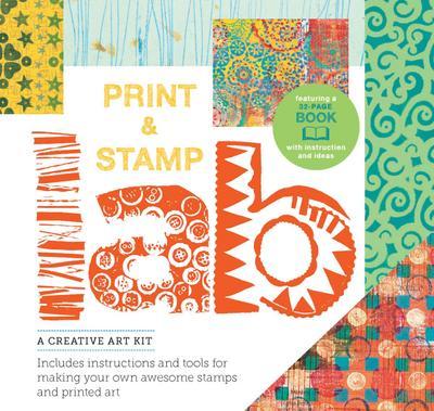 Print and Stamp Lab Kit
