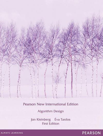 Algorithm Design: Pearson New International Edition