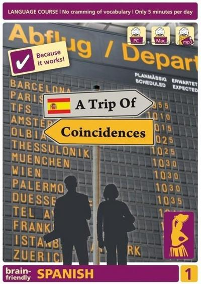 Brain-Friendly Spanish, A Trip of Coincidences, Part 1, Computercourse Birkenbhil (Brain-Friendly, Spanish in Only 5 Minutes)