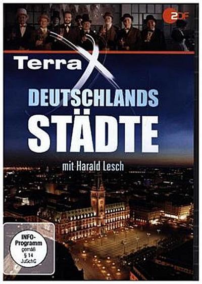 Terra X - Deutschlands Städte