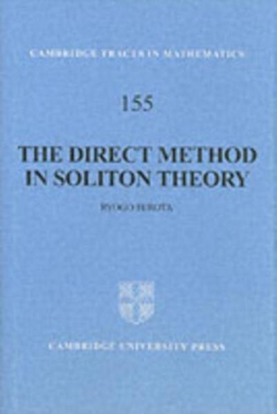 Direct Method in Soliton Theory