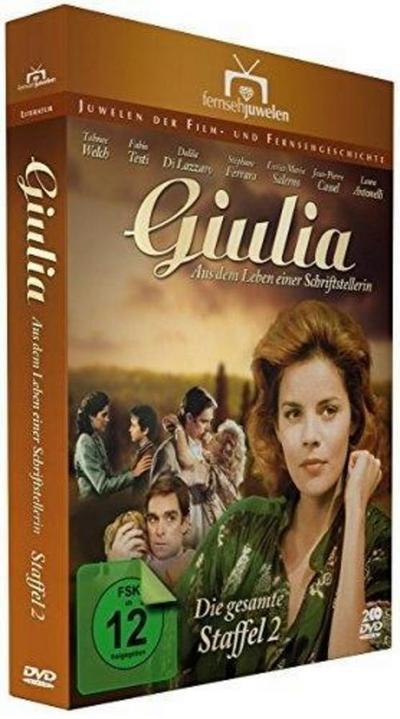 Giulia - Aus dem Leben einer Schriftstellerin (Staffel 2)
