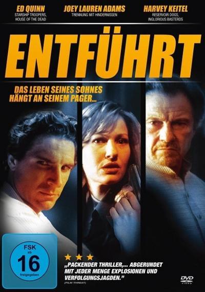 Entführt-das Leben Seines Sohnes Hängt An Seinem - Delta Entertainment (Delta Music) - DVD, Englisch| Deutsch, Ed Quinn, ,