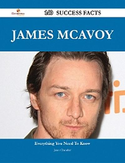 James McAvoy 140 Success Facts - Everything you need to know about James McAvoy
