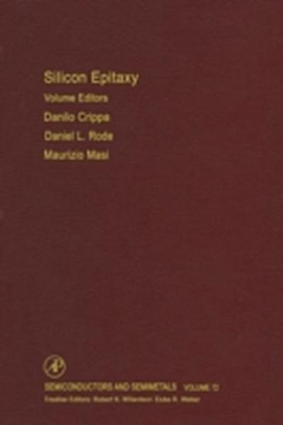 Silicon Epitaxy