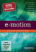 e-motion - Deutsche Fassung, 1 DVD