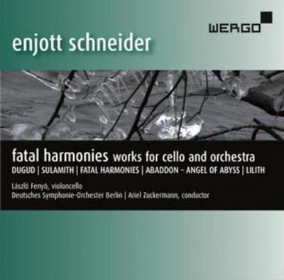 Fatal Harmonies - works for cello a