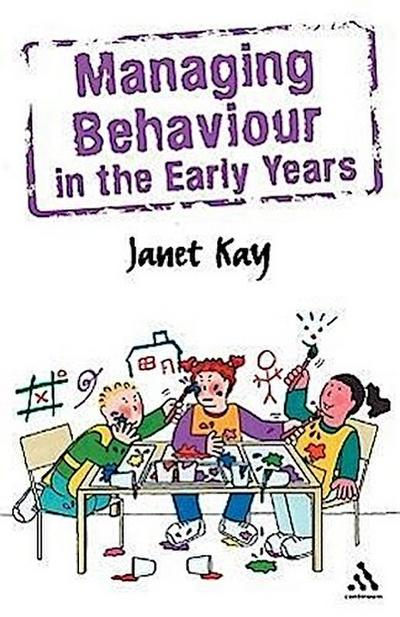 Managing Behaviour in the Early Years