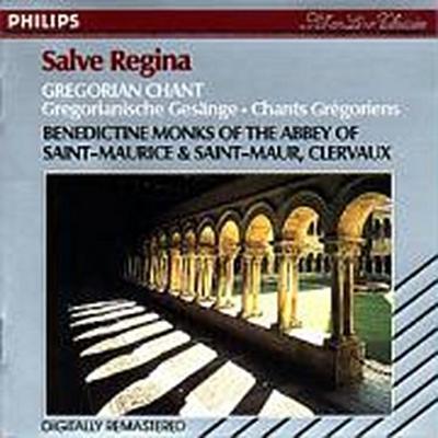Salve Regina/Gregorianische Gesänge