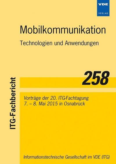 ITG-Fb. 258: Mobilkommunikation
