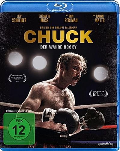 Chuck - Der wahre Rocky, 1 Blu-ray