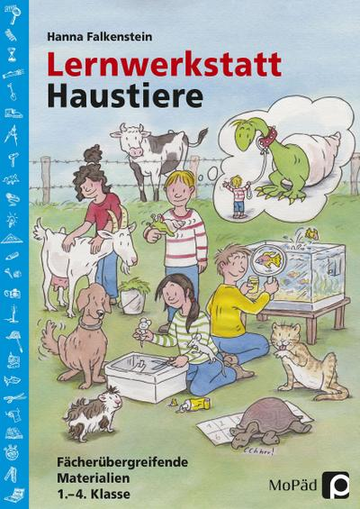 Lernwerkstatt Haustiere