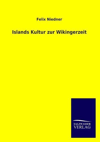 Islands Kultur zur Wikingerzeit