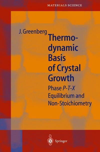 Thermodynamic Basis of Crystal Growth