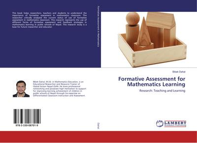 Formative Assessment for Mathematics Learning