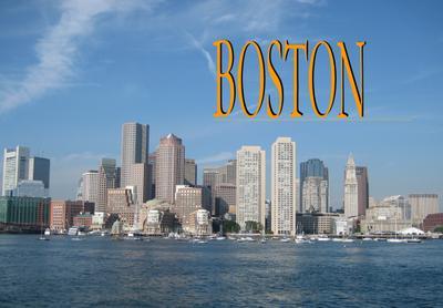 Bildband Boston
