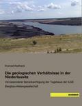 Die geologischen Verhältnisse in der Niederlausitz