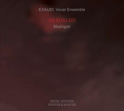 Exaudi Vocal Ensemble: Madrigali