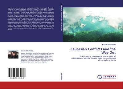 Caucasian Conflicts and the Way Out