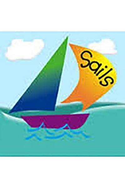 Rigby Sails Fluent: Leveled Reader Energy