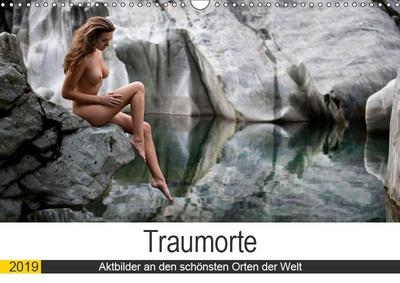 Traumorte (Wandkalender 2019 DIN A3 quer)