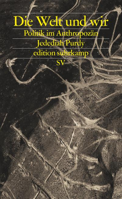 Die Welt und wir: Politik im Anthropozän (edition suhrkamp)