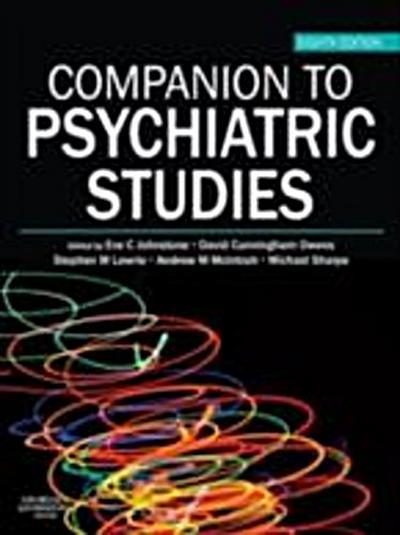 Companion to Psychiatric Studies E-Book