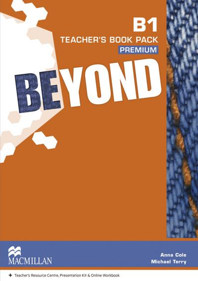 Beyond B1. Teacher's Pack Premium with Class Audio-CDs and DVD