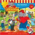 Benjamin Blümchen 033. Das Osterfest. CD