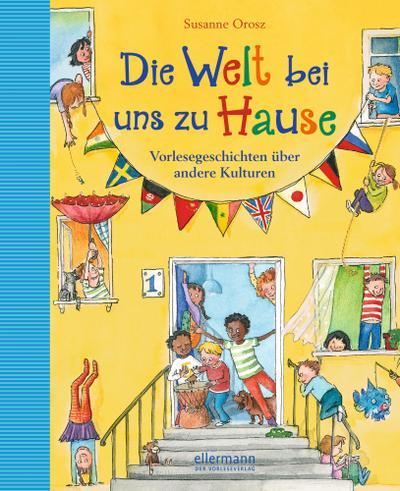 Die Welt bei uns zu Hause; Ill. v. Scharnberg, Stefanie; Deutsch; Bitte diese Informationen aufbewahren. Achtung! Nicht für Kinder unter 36 Monaten geeignet. Kleinteile. Verschluckungs- und Erstickungsgefahr.
