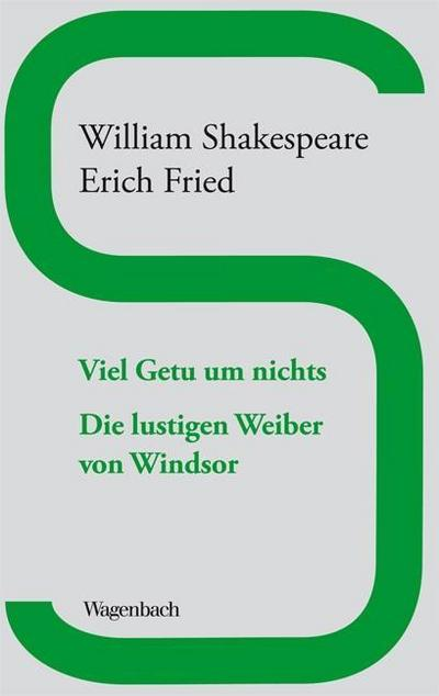 Viel Getu um Nichts / Die lustigen Weiber von Windsor (WAT)